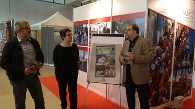 La DPZ publica 'Por el río Gállego y los Mallos', la séptima guía de la colección con la que da a conocer sus rutas turísticas por la provincia