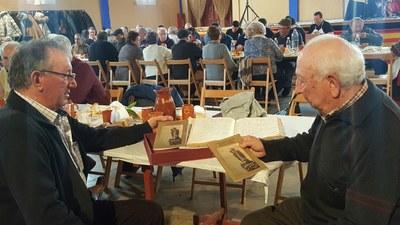 La DPZ restaura un libro sobre la Hermandad de San Blas de Codos