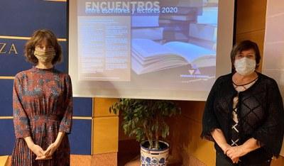 La DPZ retoma sus campañas de animación a la lectura con un ciclo de encuentros con escritores que llegará a 53 municipios