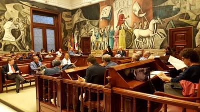 La DPZ reúne a su Consejo Provincial de Participación Ciudadana