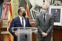 La DPZ y el Ayuntamiento de Zaragoza firman el nuevo convenio sobre barrios rurales y prestación de servicios para la provincia