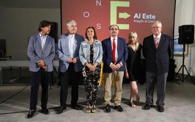 La DPZ y el Gobierno de Aragón presentan el documental 'Al este', que aborda las relaciones históricas entre Aragón y Cataluña