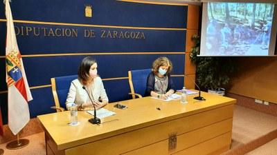 La DPZ y la Universidad de Zaragoza lanzan la III edición de su 'Erasmus rural', que vuelve a triplicar su presupuesto e incluye becas para graduados