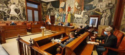 La Fundación Tarazona Monumental aprueba la revisión de su plan de actuaciones 2020 para adaptarse a los efectos del Covid-19