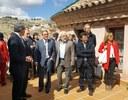 La histórica Puerta de Terrer se reabre tras una inversión de la DPZ de 365.000 euros