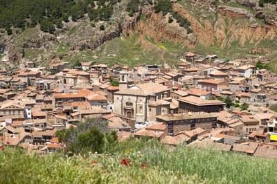 La Institución Fernando el Católico de la DPZ edita un libro sobre Daroca y la conservación de su patrimonio monumental