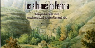 La Institución Fernando el Católico de la DPZ publica 'Los álbumes de Pedrola', una recopilación inédita de apuntes y acuarelas de Valentín Carderera