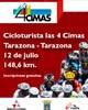 """La Marcha Cicloturista """"4 Cimas"""" que discurre por el entorno del Moncayo se disputará este sábado"""