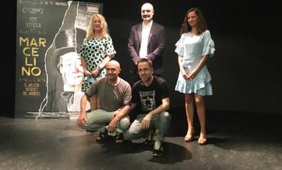 La película 'Marcelino, el mejor payaso del mundo', cofinanciada por la Diputación de Zaragoza, se estrena en Zaragoza