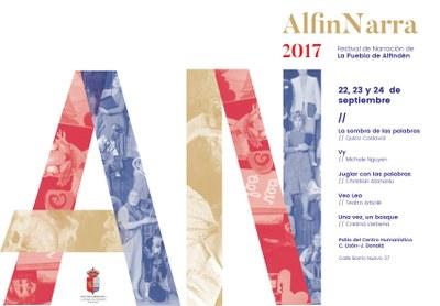 La Puebla de Alfindén celebra este fin de semana una nueva edición de AlfinNarra, su festival de narración oral