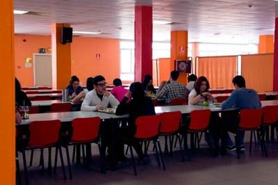 La residencia de estudiantes Ramón Pignatelli de la Diputación de Zaragoza ha alojado a 270 jóvenes durante este curso