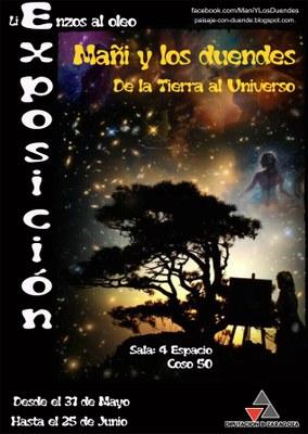 La sala 4º Espacio de la Diputación de Zaragoza expone hasta el 25 de junio los lienzos al óleo de Elisa Lorente