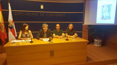 La sala Ignacio Zuloaga de Fuendetodos muestra los grabados realizados por los alumnos de la Escuela de Arte de Zaragoza