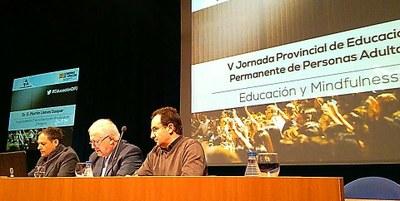 La V Jornada de Educación de Adultos de la DPZ subraya la importancia de la motivación para activar y mantener el aprendizaje