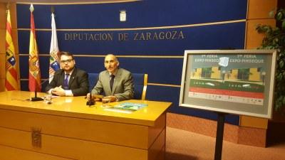 La VII edición de la feria Expo Pinseque y Ribera Alta del Ebro conjuga el comercio con actividades innovadoras y tradicionales
