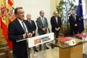 Las tres diputaciones provinciales recibirán 50 millones de euros de Europa para mejorar la banda ancha en el territorio, crear empleo y recuperar el patrimonio