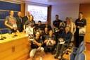 Los bomberos de la Diputación de Zaragoza editan un calendario solidario a beneficio de Fundación Aragonesa de Esclerosis Múltiple