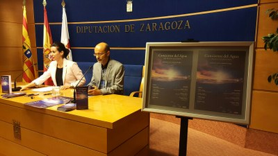 Los Conciertos del Agua llegan a su séptima edición en Ejea con un cartel variado y de primer nivel