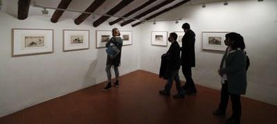 Más de 1.500 personas visitan Fuendetodos durante la Semana Santa coincidiendo con la conmemoración del 275 aniversario de Goya