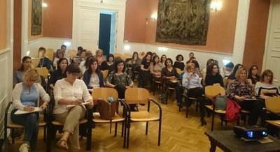 Más de 120 bibliotecarios participan este año en los cursos de formación que organiza la Diputación de Zaragoza