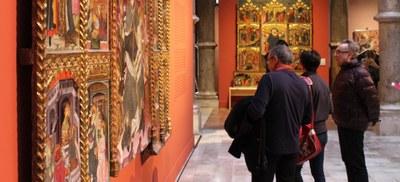 Más de 125.000 personas visitaron las 17 exposiciones organizadas por la Diputación de Zaragoza a lo largo del año pasado