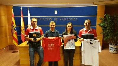 Más de 130 atletas disputarán este domingo el IV Duatlón Cross Villa de Alfajarín, que este año será Campeonato de Aragón