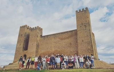 Más de 260 personas han disfrutado este verano de las rutas gastro-culturales organizadas por la Diputación de Zaragoza