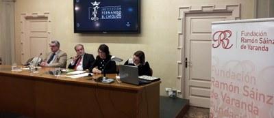 Más de 60 personas asisten desde hoy al  XIII Seminario de Derecho Local de la Fundación Ramón Sáinz de Varanda