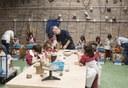 Más de 7.000 escolares han sido alfareros por un día en el Taller Escuela de Cerámica de Muel de la Diputación de Zaragoza
