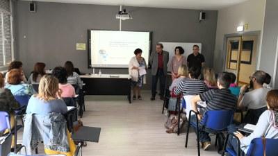 Más de un centenar de bibliotecarios de la provincia participan este año en los cursos de formación que organiza la DPZ