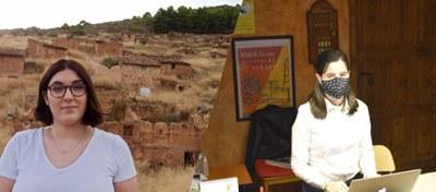 Más de veinte estudiantes participan este verano en el 'Erasmus rural' impulsado por la Diputación de Zaragoza y la Universidad de Zaragoza