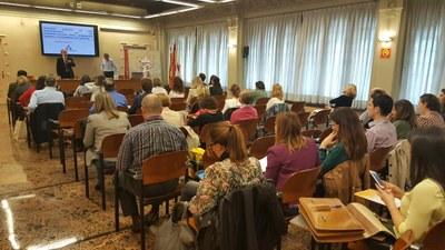 Medio centenar de secretarios y técnicos participan en un curso sobre el régimen jurídico de las subvenciones