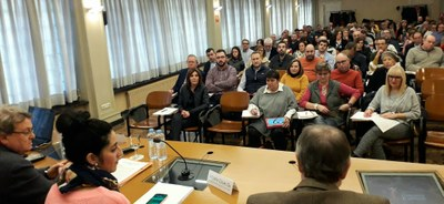 Otros 120 cargos electos municipales se forman desde hoy en una nueva edición de la 'escuela de concejales' de la DPZ