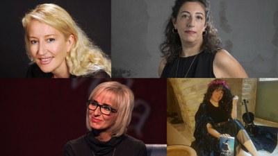 Patricia Esteban abre mañana en Ejea de los Caballeros la VIII edición del ciclo 'Escritoras españolas' de la Diputación de Zaragoza