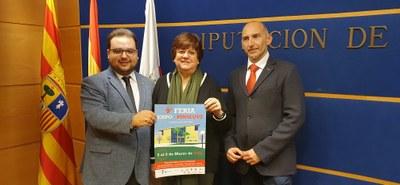 Pinseque celebra este fin de semana la IX feria Expo-Pinseque y Ribera Alta del Ebro con más de 60 expositores
