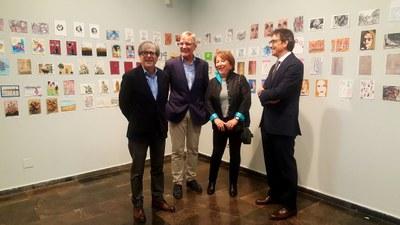 Postales desde el Limbo pone a la venta desde mañana más de 1.400 obras donadas por más 700 artistas a beneficio de Proyecto Hombre
