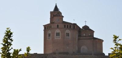 Quinto reabre este fin de semana la iglesia de El Piquete tras 34 años de obras de restauración financiadas en su mayor parte por la DPZ