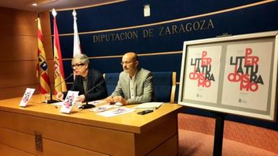 Rosa Montero, Juan Cruz, Irene Vallejo y Miguel Mena protagonizarán a partir del lunes la XIII Semana del Libro de Ejea