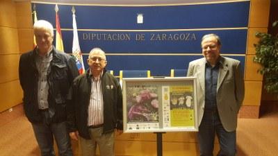 Salidas a por setas, charlas y degustaciones en las jornadas micológicas de La Almozara y las de San Martín del Moncayo