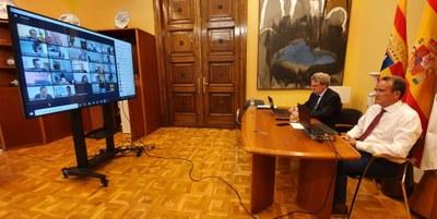 """Sánchez Quero: """"El déficit de la plantilla de bomberos es del 13% y con los procesos en marcha estará cubierta casi al 100 por 100"""""""