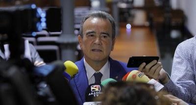 """Sánchez Quero: """"Extender la banda ancha a toda la provincia cuesta unos 20 millones y la DPZ pagará todo lo que no asuman el Estado y la DGA"""""""