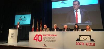 """Sánchez Quero: """"Los gobiernos locales han sido los principales motores del cambio social y de los avances que ha vivido España"""""""