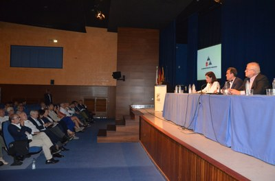 Sánchez Quero apuesta por dar voz a los alcaldes y visibilidad a la Diputación de Zaragoza