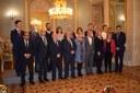 Sánchez Quero entrega al Gobierno central las 79 medidas contra la despoblación consensuadas por la FEMP