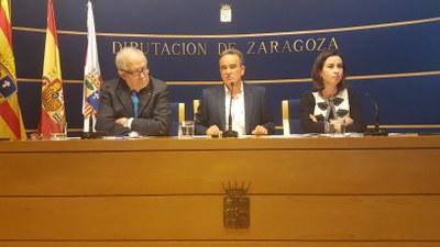 Sánchez Quero exige al Gobierno de Aragón un fondo especial de inversiones para frenar la despoblación en la provincia de Zaragoza