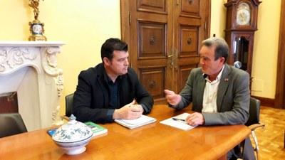 Sánchez Quero propone elaborar mapas de prioridad demográfica y poner en marcha agencias de desarrollo contra la despoblación