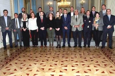 Sánchez Quero reclama unidad y medidas conjuntas desde España y Europa contra la despoblación