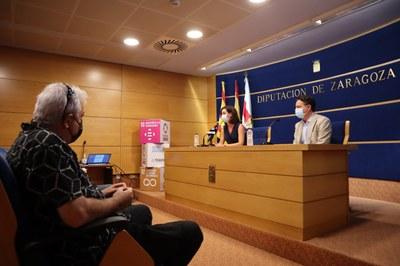 Tako ofrece este domingo en Ejea un gran concierto antológico retransmitido en directo por la web Aragón Cultura