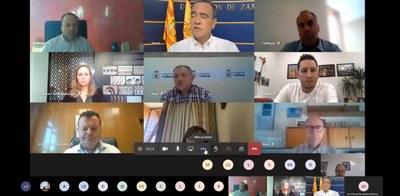 Territorio Mudéjar celebra su asamblea anual con 34 localidades y un plan de visibilización y creación de empleos en el medio rural