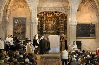 Tobed regresará este sábado a la Edad Media con la III edición de su recreación histórica sobre la leyenda de la Virgen
